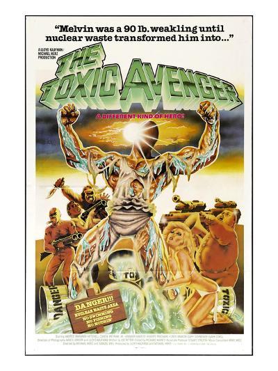 The Toxic Avenger, Mitchell Cohen, 1985--Photo