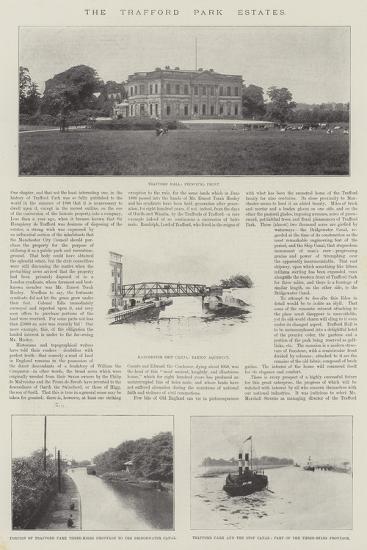 The Trafford Park Estates--Giclee Print