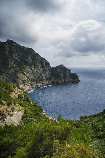 The Trail from San Rocco to San Fruttuoso-Guido Cozzi-Photographic Print