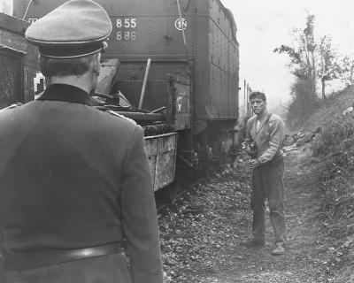 The Train--Photo
