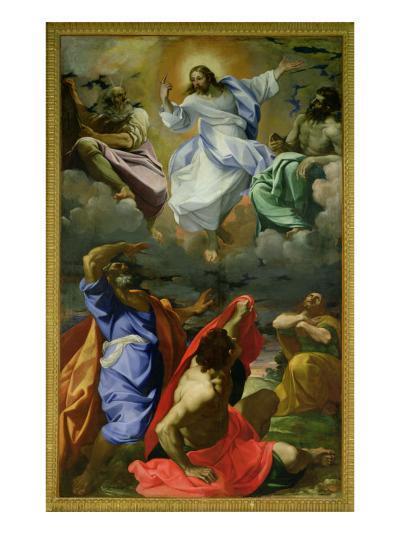 The Transfiguration, 1594-95-Ludovico Carracci-Giclee Print