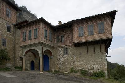 The Transfiguration Monastery (Preobrazenski Manastir), Ca 1850, Near Veliko Tarnovo, Bulgaria--Photographic Print