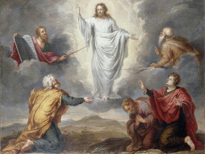 The Transfiguration-Pieter Ykens-Giclee Print