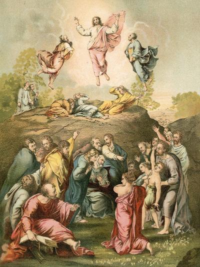 The Transfiguration-Raphael-Giclee Print