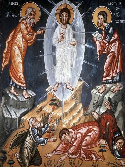 The Transfiguration-Symeon Axenti-Giclee Print