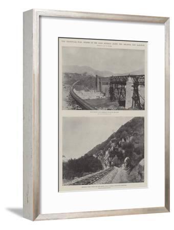 The Transvaal War, Scenes of the Boer Retreat Along the Delagoa Bay Railway