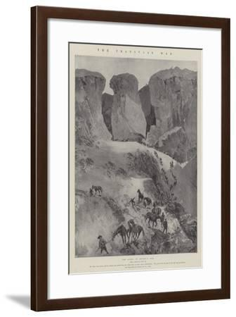 The Transvaal War-Henry Charles Seppings Wright-Framed Giclee Print