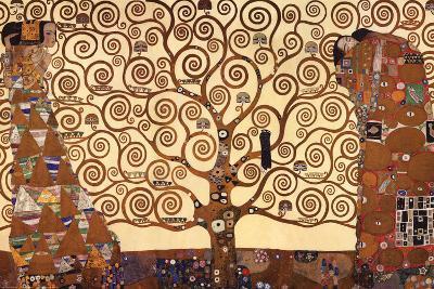The Tree of Life, Stoclet Frieze, c.1909-Gustav Klimt-Art Print