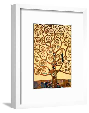 The Tree of Life, Stoclet Frieze, c.1909-Gustav Klimt-Framed Premium Giclee Print
