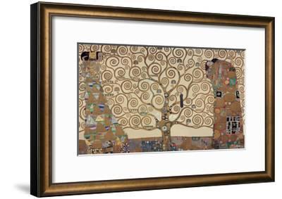 The Tree of Life, Stoclet Frieze, c.1909-Gustav Klimt-Framed Giclee Print