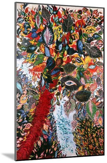 The Tree of Paradise, c.1929-Seraphine Louis-Mounted Print