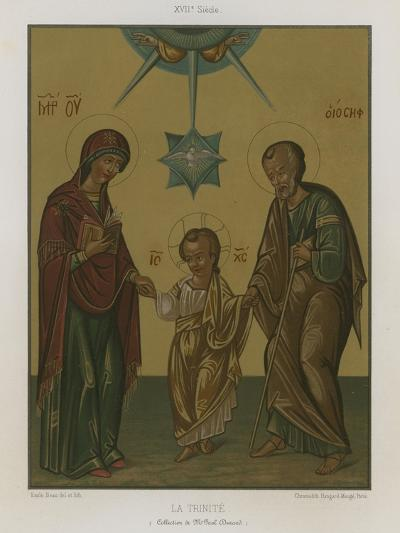 The Trinity--Giclee Print