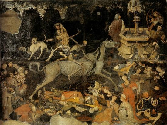 The Triumph of Death, Ca 1445-1447--Giclee Print