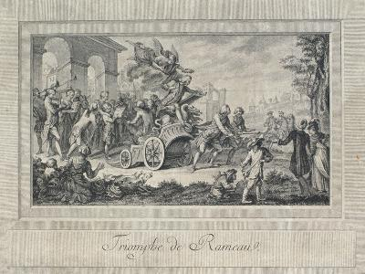 The Triumph of Jean Philippe Rameau--Giclee Print