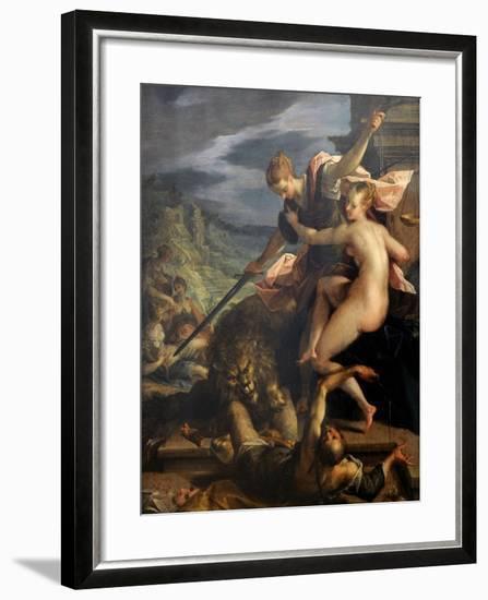 The Triumph of Truth, 1598-Johann von Aachen-Framed Giclee Print