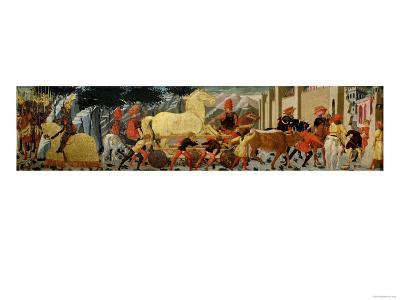 The Trojan Horse--Giclee Print