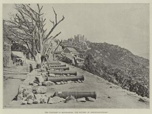 The Troubles in Madagascar, the Battery at Ambodinandohalo