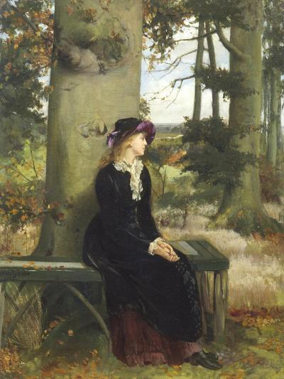 The Tryst-William Holyoake-Giclee Print