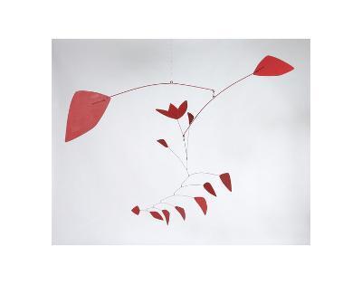The Tulip, 1967-Alexander Calder-Art Print