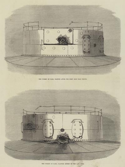 The Turret of HMS Glatton--Giclee Print