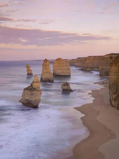 The Twelve Apostles, Great Ocean Road, Victoria, Australia-Gavin Hellier-Photographic Print