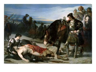 The Two Leaders, 1866-Jose Casado Del Alisal-Giclee Print