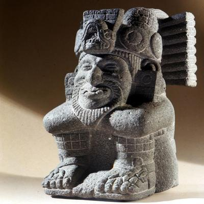 The Two Lord, Ometecuhtli Who Was Both Male and Female and the Supreme Creative Deity in the…