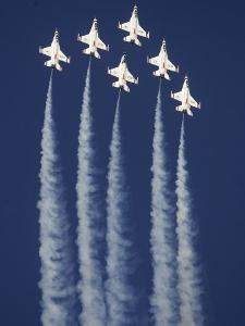 The U.S. Air Force Thunderbirds