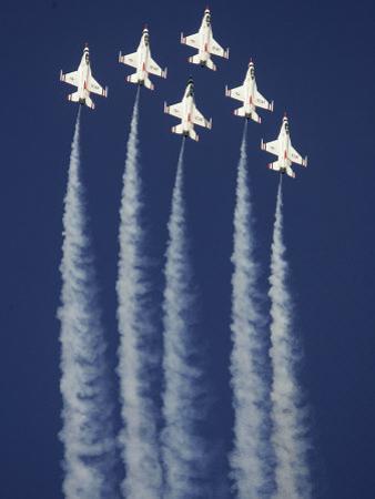 The U.S. Air Force Thunderbirds