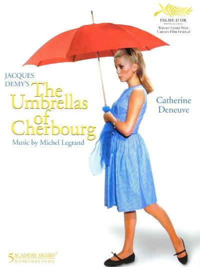 The Umbrellas of Cherbourg, 1964--Art Print