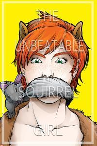 The Unbeatable Squirrel Girl No.3 Cover