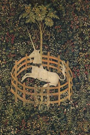 The Unicorn in Captivity, C. 1500
