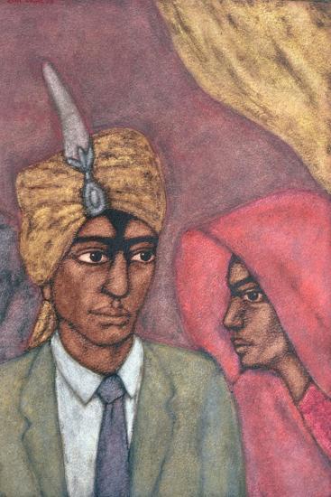 The Union, 1993-Shanti Panchal-Giclee Print