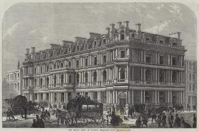The Union Bank of London, Chancery-Lane--Giclee Print