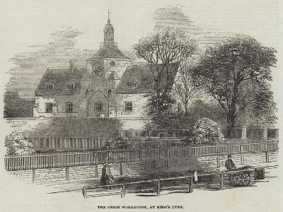The Union Workhouse, at King's Lynn--Giclee Print