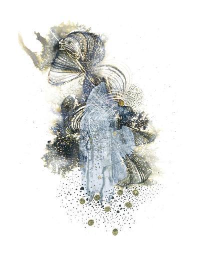 The Unknown-Kiran Patel-Art Print