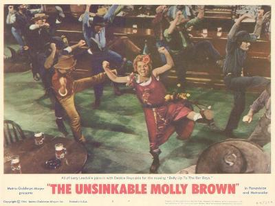 The Unsinkable Molly Brown, 1964--Art Print