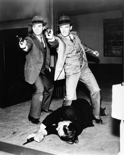 The Untouchables (1959)--Photo