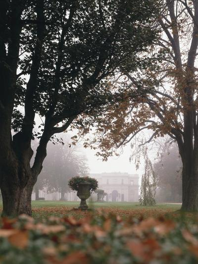 The USA, Rhode Island, Newport, Villa Rosecliff-Thonig-Photographic Print