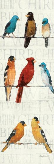 The Usual Suspects Panel II-Avery Tillmon-Premium Giclee Print