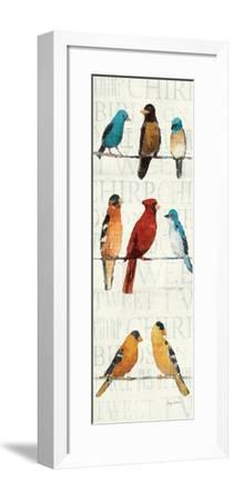 The Usual Suspects Panel II-Avery Tillmon-Framed Premium Giclee Print