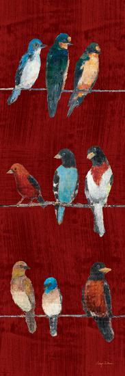 The Usual Suspects Panel V-Avery Tillmon-Art Print