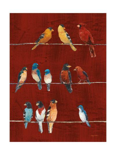 The Usual Suspects VI-Avery Tillmon-Art Print
