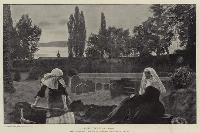 The Vale of Rest-John Everett Millais-Giclee Print