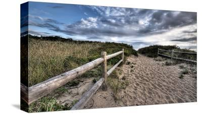 The Vanishing Point-Eric Wood-Stretched Canvas Print