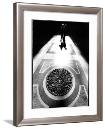 The Vatican in Rome-Chris Hill-Framed Photographic Print