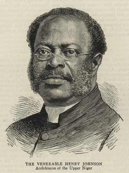 The Venerable Henry Johnson--Giclee Print