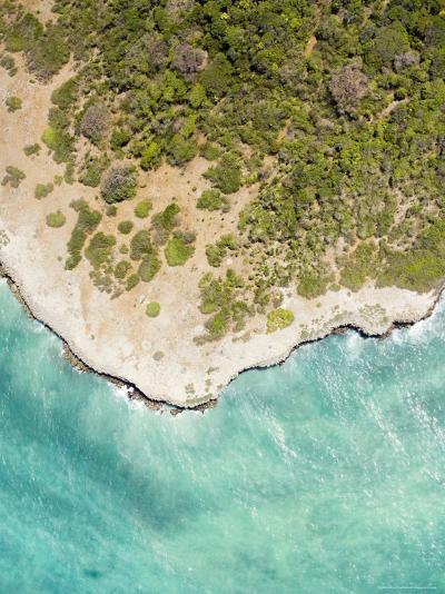 The Verdant Northern Tip of Pemba Island, Zanzibar-Michael Fay-Photographic Print