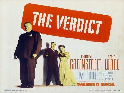The Verdict, 1946--Art Print