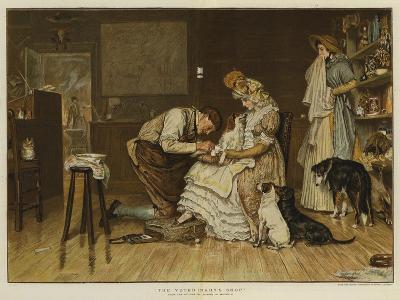 The Veterinary's Shop-Robert Walker Macbeth-Giclee Print